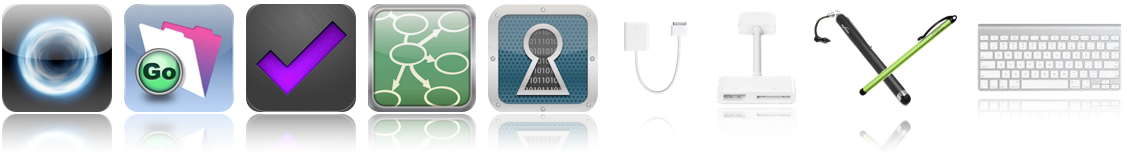 iPad Power User Apps and Gadgets