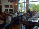 La Hcienda de San Angel's dinning room