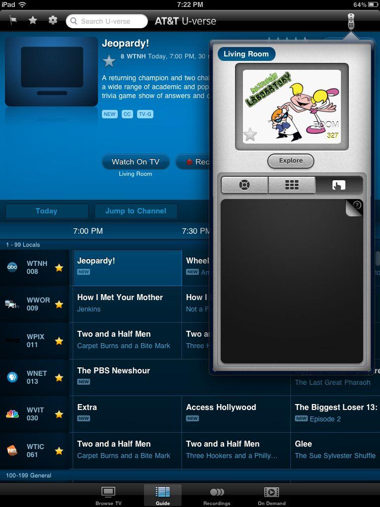 AT&T U-VERSE USER MANUAL Pdf Download.