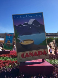 Sign - Canada