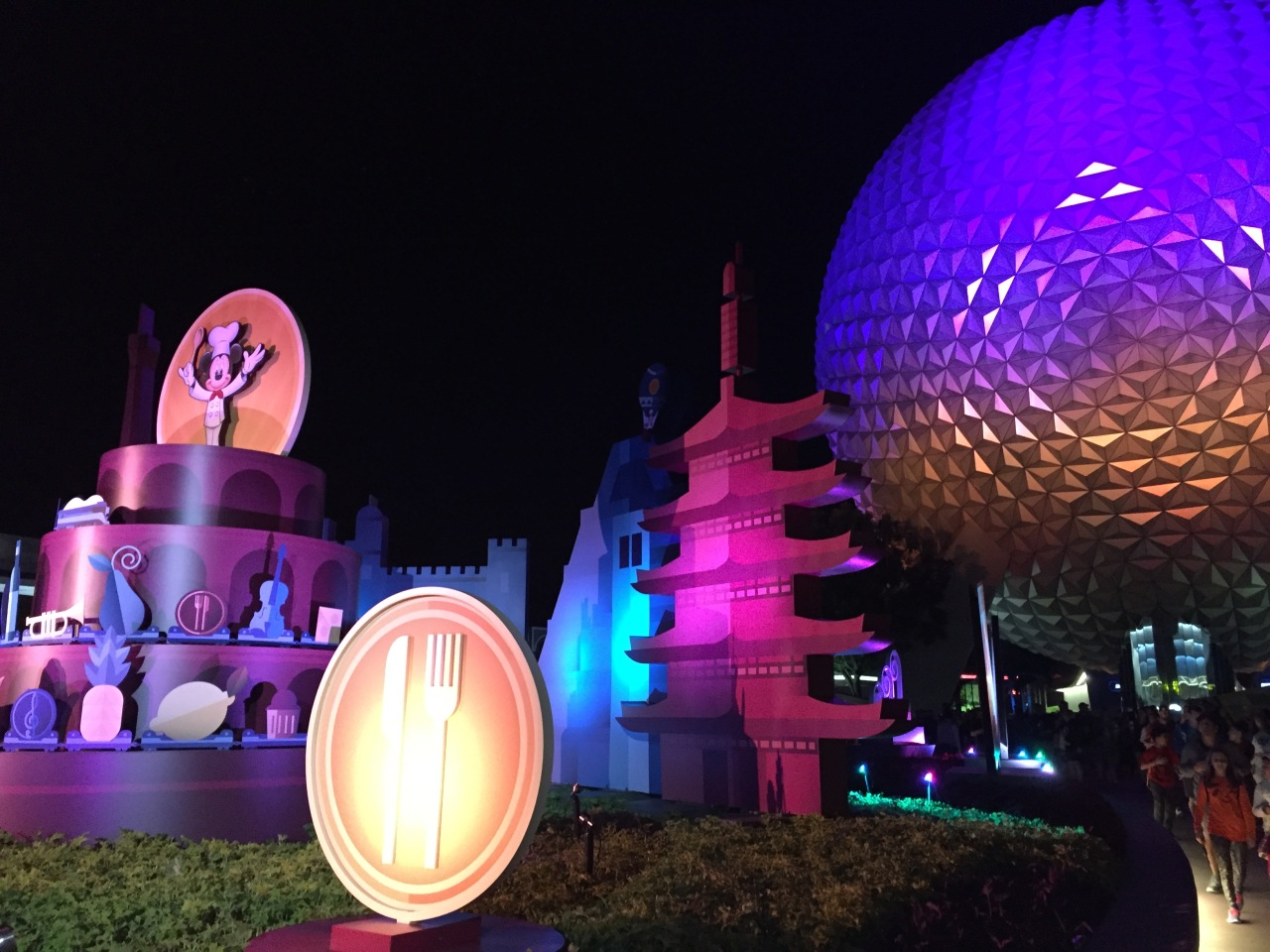 EPCOT Food and Win Festival 2017 – Prep