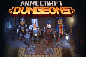 Minecraft Dungeon - Heroes