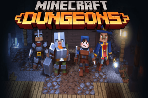 Minecraft Dungeon - Heroes